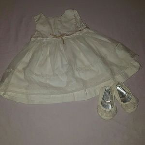 Lacey Summer Baby Girls Dress